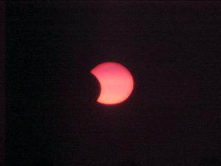 Eclipse, 31st May, 05:16 BST