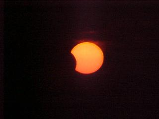 Eclipse, 31st May, 05:23 BST